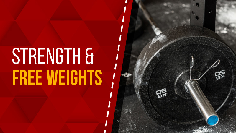 Strength and Free Weights